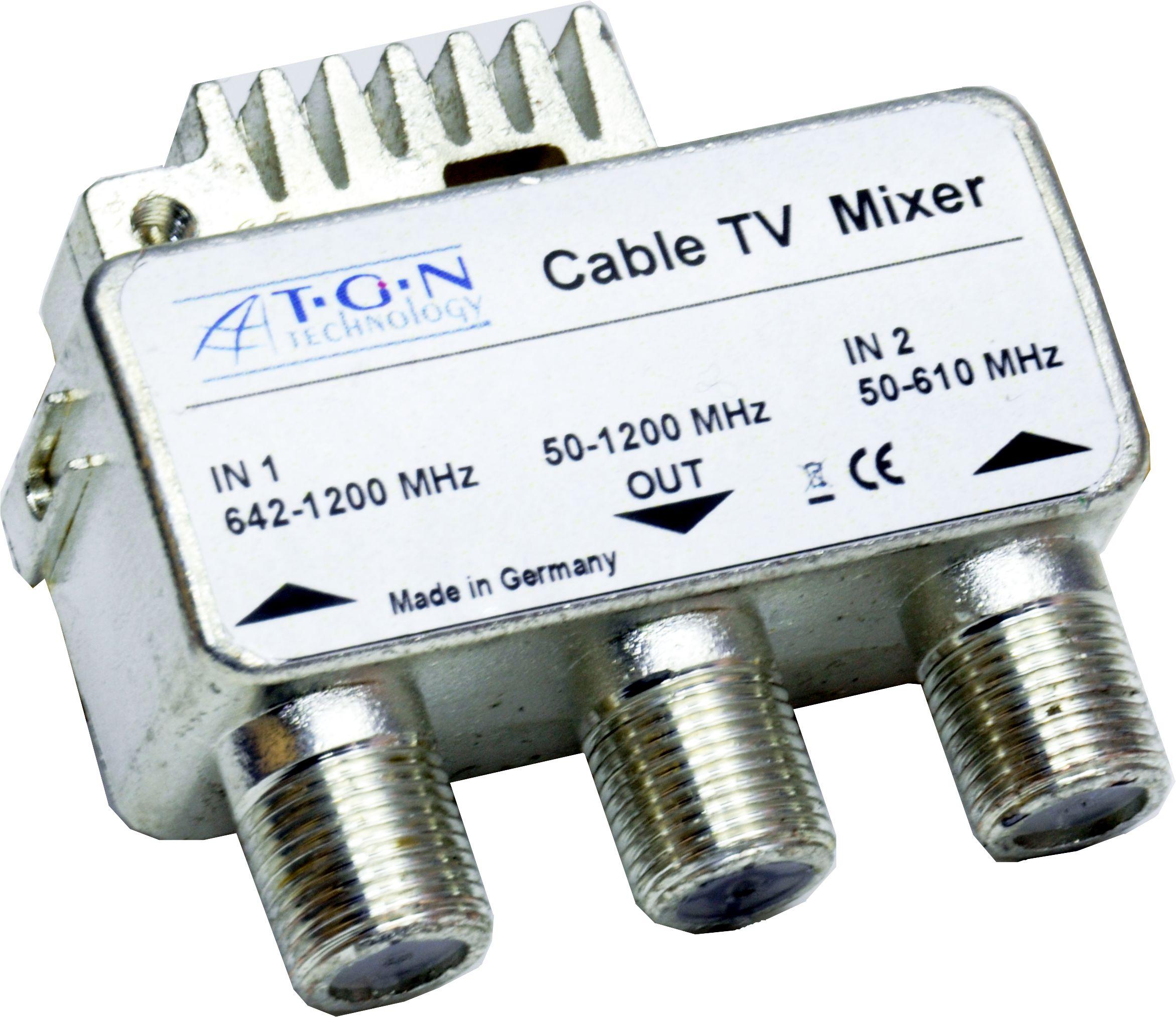 TGN-technology onlineshop - Bereichsweiche Kabel TV